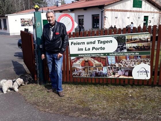 """""""La Porte"""" Ausflugsziel  in Bertingen"""