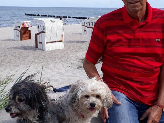 Aktives Erholen ohne Stress mit Toni & Charly bei tollem Wetter